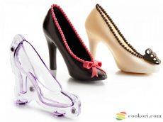 Ibili Csoki cipő forma 3D, mini