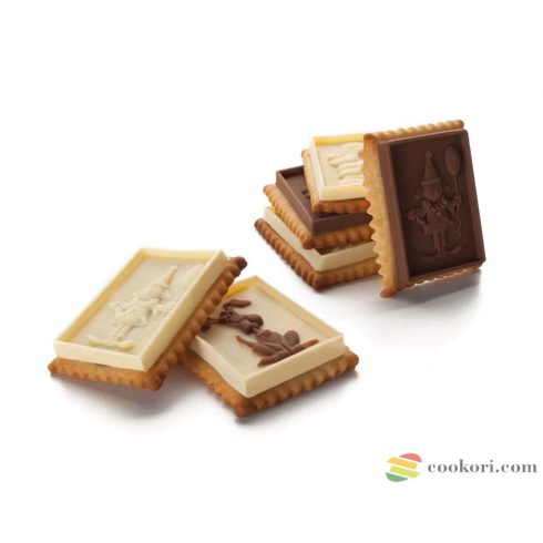 """Ibili Csokis keksz készítő készlet """"Kids"""""""