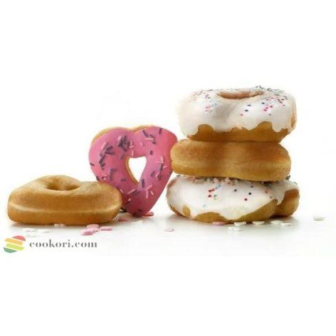 Ibili set 2 doughnut heart
