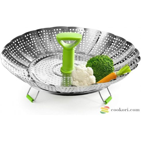 Ibili Collapsible Steamer basket
