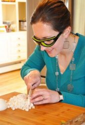 Ibili Hagymapucoló szemüveg
