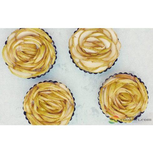 Ibili Mini pite sütőforma, kivehető alj, 12cm