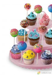 Ibili Cupcake/popcake állvány