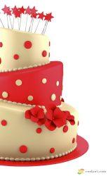 Ibili Ferde tortaforma, 3db-os