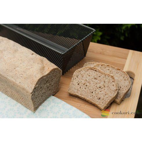 Ibili  Lyukacsos kenyér és kalács sütőforma, 30cm