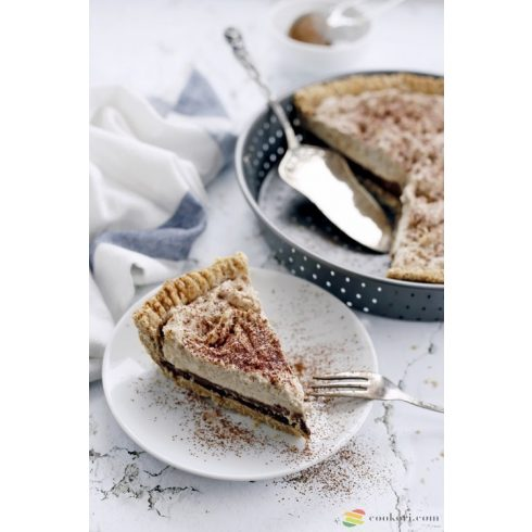 Ibili Lyukacsos pite/quiche sütőforma, kivehető alj 28cm