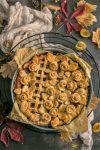 Ibili Lyukacsos pite/quiche sütőforma 24cm