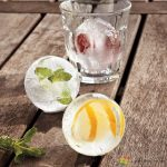 Ibili Ice balls moulds gin &tonic