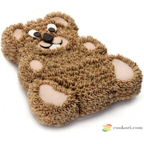 Ibili Teddy bear beaking pan