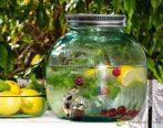 Csapos limonádés üveg 6L