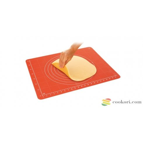 Tescoma Pastry board with clip 60x50cm