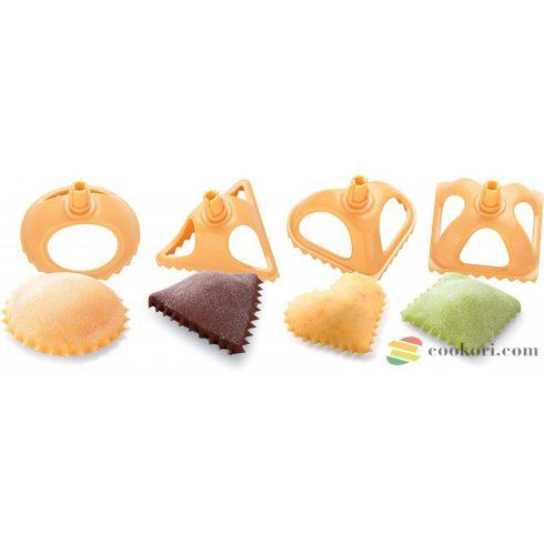 Tescoma Ravioli kiszúró készlet, 4db-os