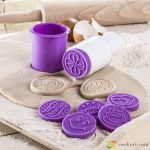 Tescoma Cookie stamp 6 party pattern