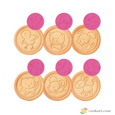Tescoma Delicia Cookie stamp, animals