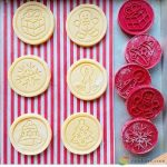 Tescoma Delicia Cookie stamp, 6 Christmas motifs