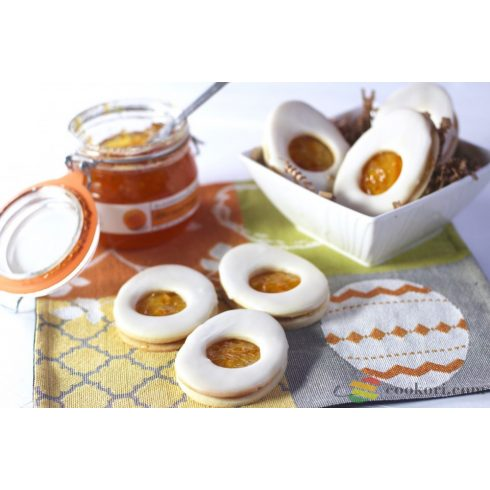 Tescoma Double-sided Easter cookie cutters, 8 sizes