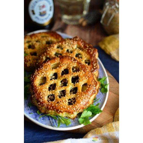 Tescoma Rácsos pite készítő készlet, 3 betéttel
