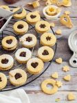 Tescoma Delicia Traditional shortbread cookie cutters, 8pc