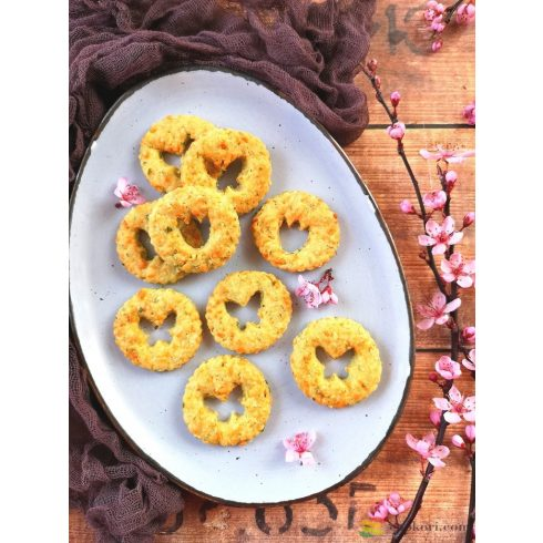 Teascoma Easter shortbread cookie cutters, 8pc