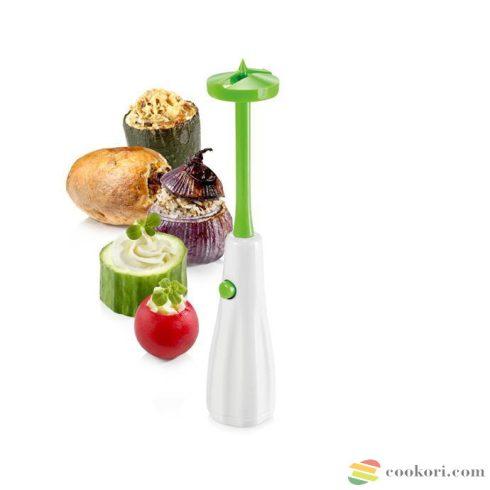 Tescoma Zöldség kivájó, 3 pengével