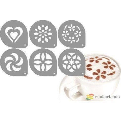 Tescoma Cappuccino stencils 6pcs