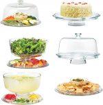 Torták, sütemények tálalása